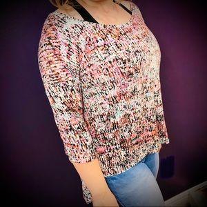 Colorful shirt! 💕